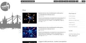 Content Marketing und Inbound Marketing Blog